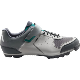 Cube MTB Peak Schuhe Unisex deep lake'n'grey